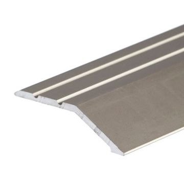 Anodised Aluminum Ramp 40mm x 8mm A11 Screw